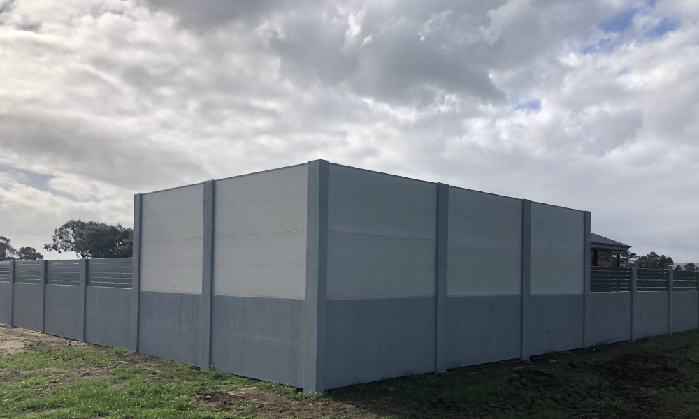 FENCING Awards nomination - Modular Wall project by JC Contemporary Fencing