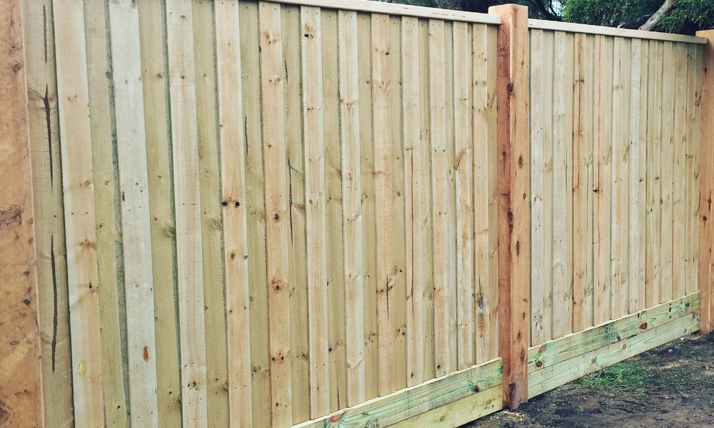 FENCING Awards nomination - Feature paling project by Mornington Peninsula Fences