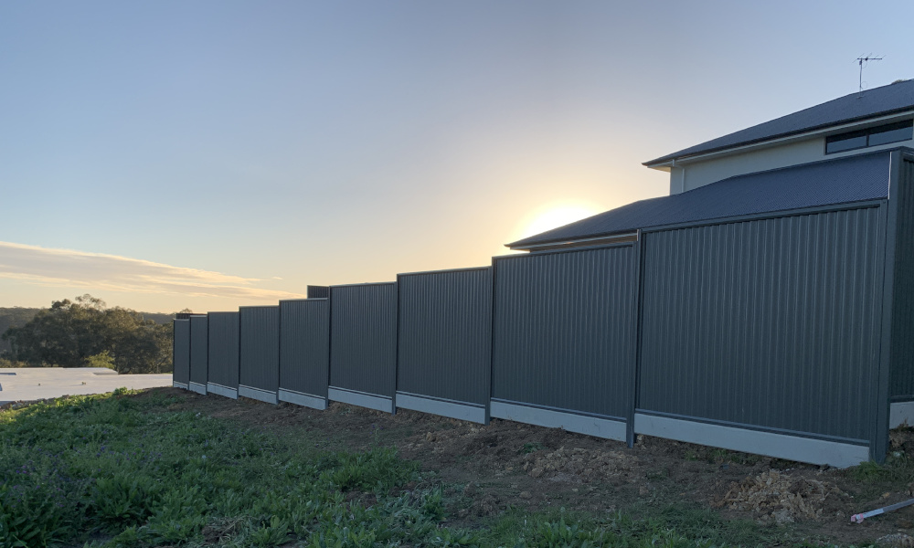 FENCING Awards nomination - COLORBOND® steel project at Craigburn Farm by SMC Fencing Construction