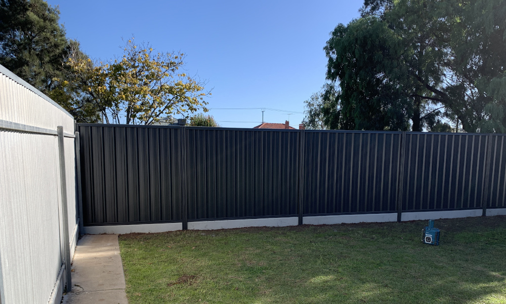 FENCING Awards nomination - Archie project in Glengowrie, SA by SMC Fencing Construction