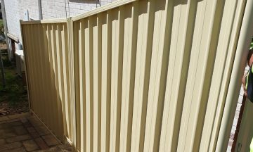 FENCING Awards nomination - Douglas Street project by C & M Fencing