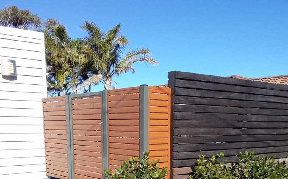 FENCING Awards nomination - Culburra Beach Gates project by C & M Fencing