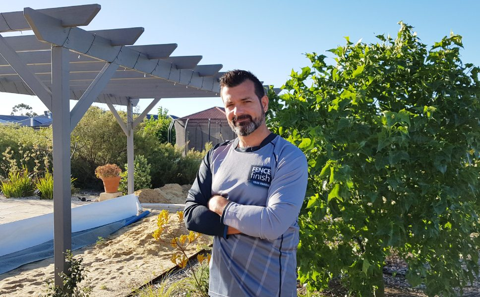 Industry Innovator 2020 - Matthew Frisina from Fence Finish® Industries