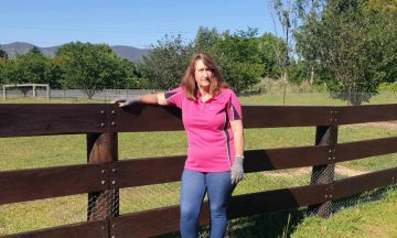Industry Women for 2020 - Patricia Harrison, PH Fencing