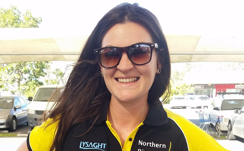 Industry Women for 2020 - Jannah Hardefeldt from Northern Rivers Fencing