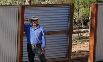 Industry Legend 2020 - Paul Harrison, PH Fencing