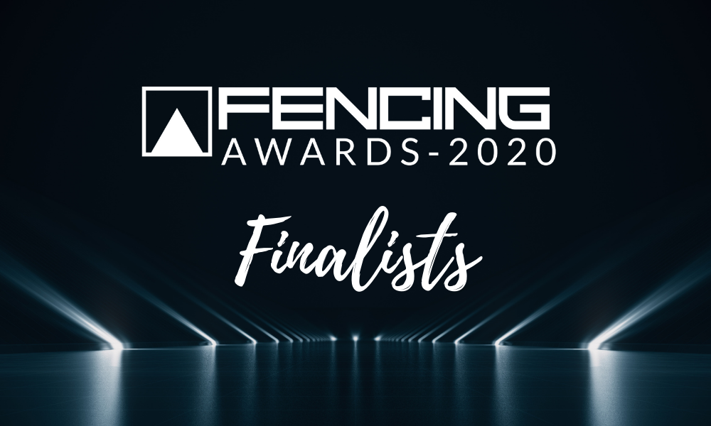 Australian FENCING Awards 2020 Finalists Announced