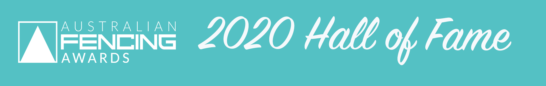 2020 hall of fame banner