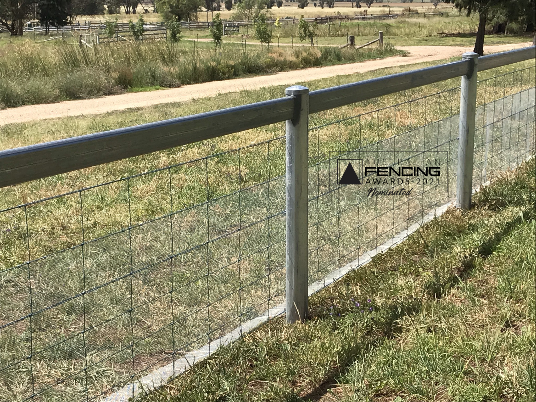 FENCING Awards 2021 nomination - Cairn Hill Project by PH Fencing in Dunedoo
